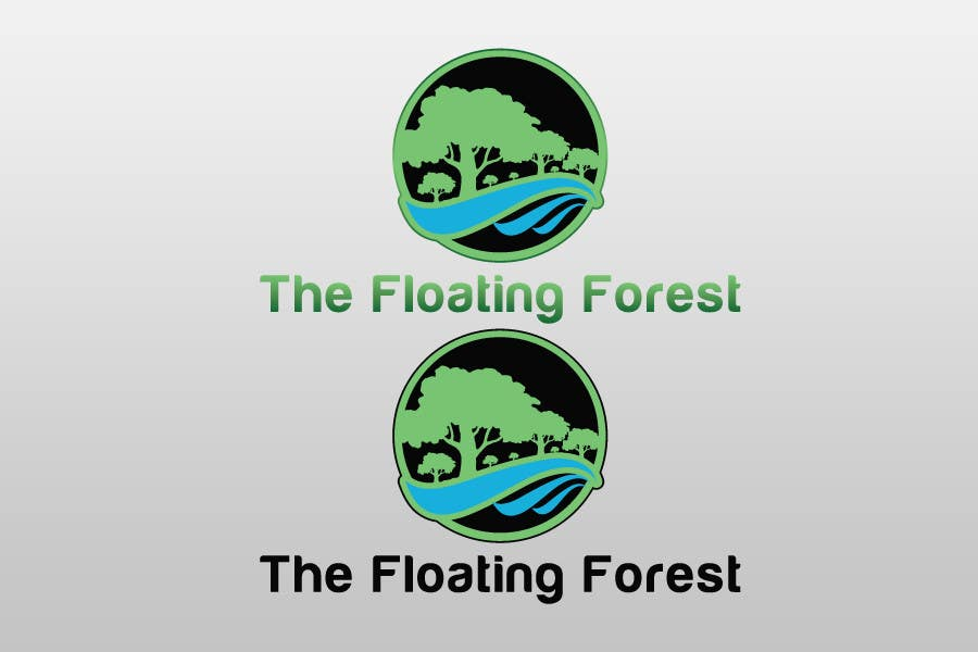Inscrição nº 66 do Concurso para Logo Design for The Floating Forest