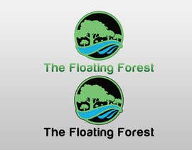 nº 66 pour Logo Design for The Floating Forest par CIPRIAN1