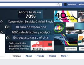 #7 pentru Design a Facebook Cover Image For Business Page de către afnan060