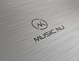 Nro 153 kilpailuun Design a logo for my new company - MUSIC NJ käyttäjältä RBAlif