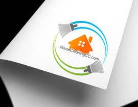 #122 for House Cleaning Logo by aqibzahir06