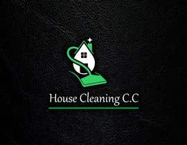 Nro 129 kilpailuun House Cleaning Logo käyttäjältä hermesbri121091