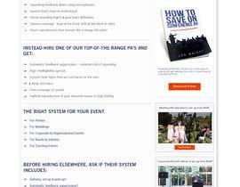 #24 för Website Homepage Redesign PSD Only av mazcrwe7