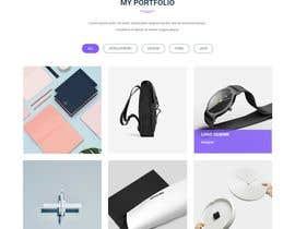 #20 för Website Homepage Redesign PSD Only av sabber1337