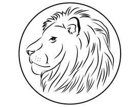 #52 for Illustrate Lion head logo by sumitaaphale