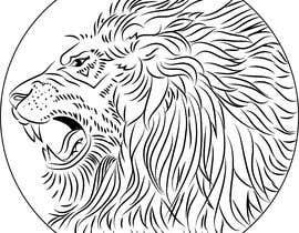 #74 for Illustrate Lion head logo by mitunshivkumar