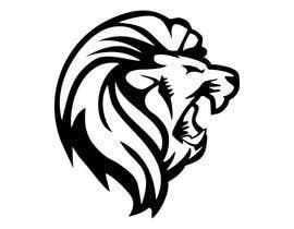 #97 for Illustrate Lion head logo by andresvila