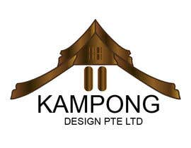 #200 for Kampong Design Logo by lolitakhatun