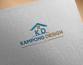 #53 for Kampong Design Logo by Shahabuddin652