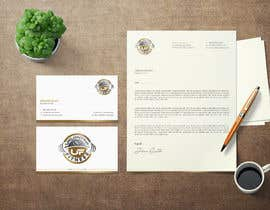 #13 pentru Design Letterhead, stamp, business cards, ...etc for a new establishment de către mahmudkhan44