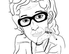 #14 for Cartoon / Caricature line drawing af aah5a035f1565255
