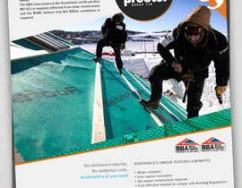 halfadrenalin tarafından Roofshield Advertisement Design for A. Proctor Group Ltd için no 124