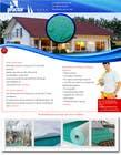 Graphic Design Конкурсная работа №24 для Roofshield Advertisement Design for A. Proctor Group Ltd