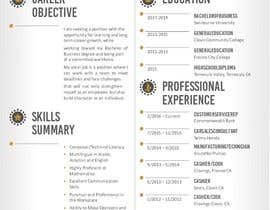 #3 for Resume Document by juancarlosvlez