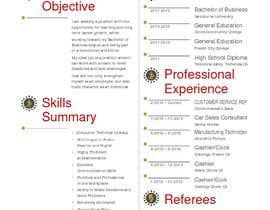 #6 for Resume Document by starhill2010