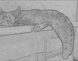 Nro 1 kilpailuun Draw/paint my cat käyttäjältä Ahsanreal