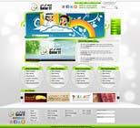 Graphic Design Konkurrenceindlæg #79 for Website Design for Qatar IT