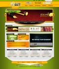 Graphic Design Konkurrenceindlæg #43 for Website Design for Qatar IT