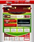 Graphic Design Konkurrenceindlæg #72 for Website Design for Qatar IT