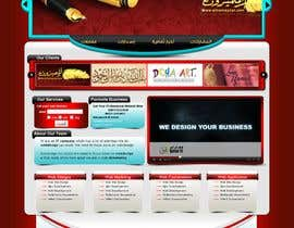 nº 73 pour Website Design for Qatar IT par shakimirza