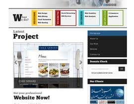 nº 77 pour Website Design for Qatar IT par blackboxweb