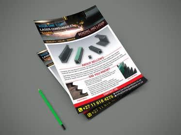 Image de                             Prepare a single page brochure