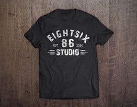 Nro 103 kilpailuun Design a Logo for Eight Six Studio käyttäjältä asela897