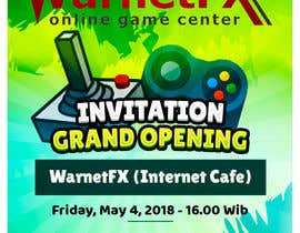 #2 for invitation grand opening by TiagoDeveloper