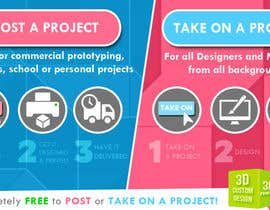 #22 untuk Create main image for landing page that will make visitors understand what they can do at our site oleh iamannie
