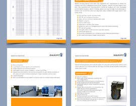 #31 untuk Design a A4 - 12 Page - MaxiPit Brochure oleh anantomamun90