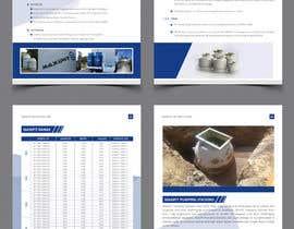 #47 untuk Design a A4 - 12 Page - MaxiPit Brochure oleh anantomamun90
