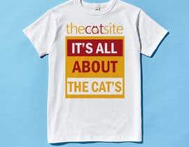 Nro 71 kilpailuun Design Cat-Themed T-Shirts - More than one winner possible käyttäjältä Abhiroy470