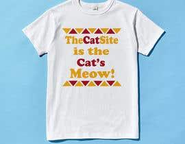 Nro 72 kilpailuun Design Cat-Themed T-Shirts - More than one winner possible käyttäjältä Abhiroy470