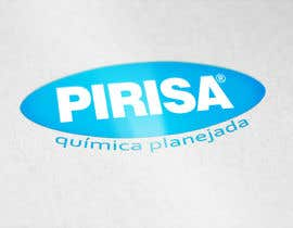 "#9 for Incluir slogan ""química planejada."" no logotipo PIRISA by arazyak"