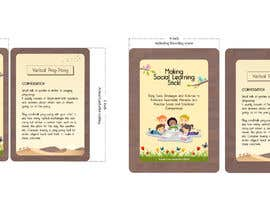#13 for Design a template for card deck by CoolDesignr