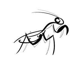 #2 cho Praying Mantis Illustration bởi unreal0044