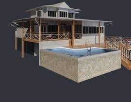 #15 for house plan 3d rendering af EduardoAnPePa