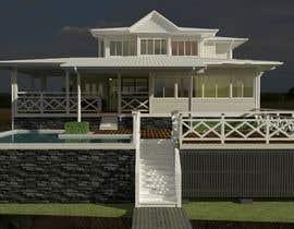 #23 for house plan 3d rendering af ARVANZ