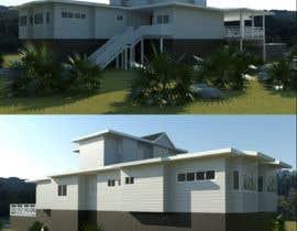 #10 for house plan 3d rendering af richardwct