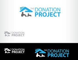 nº 114 pour Logo Design for The Donation Project par oscarhawkins