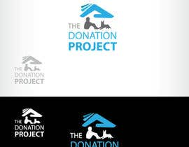 #113 untuk Logo Design for The Donation Project oleh oscarhawkins