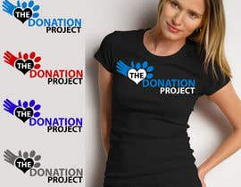 #132 untuk Logo Design for The Donation Project oleh venug381