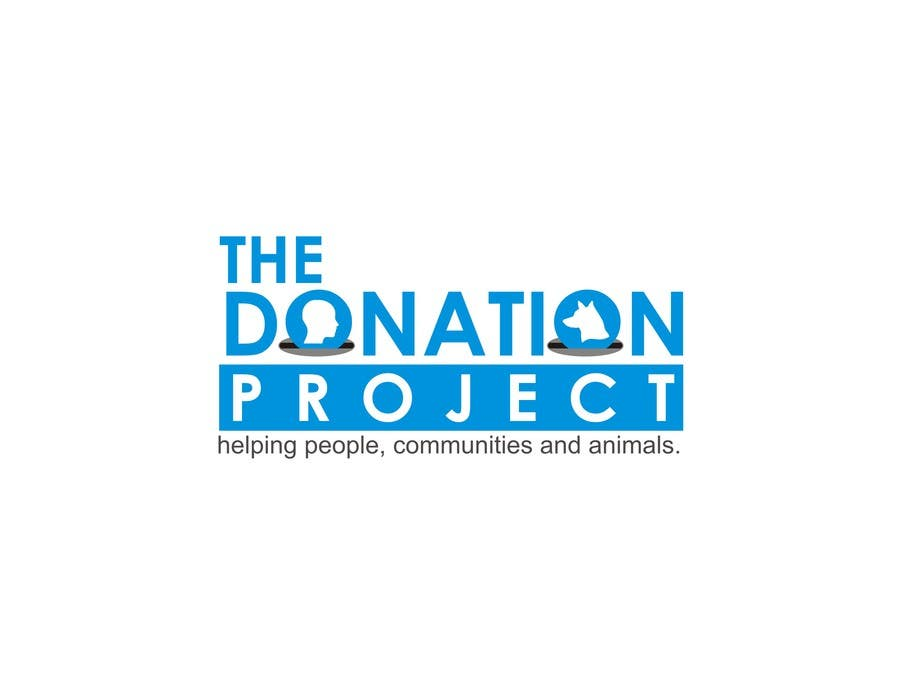#141 for Logo Design for The Donation Project by sourav221v