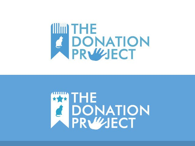 #111 for Logo Design for The Donation Project by pbs99