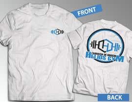 srdjan96 tarafından Who wants to design some cool T-shirts for a gym ? için no 22