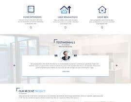 #44 for Design a website for a Builder/Carpenter af rosepapri