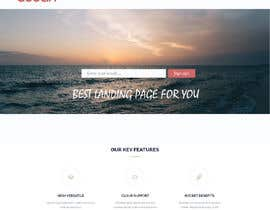 #20 untuk Create a landing page oleh asik01716