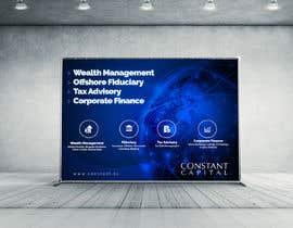 Nro 13 kilpailuun Backdrop Banner design käyttäjältä WaquarHussain