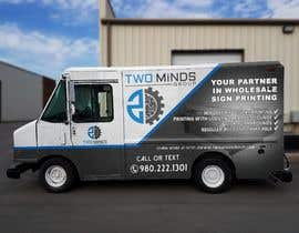 #30 for Design Van Vehicle Wrap for AWESOME company! af jbktouch