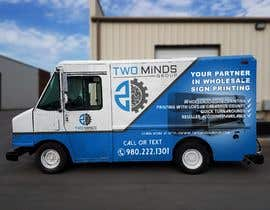 #37 for Design Van Vehicle Wrap for AWESOME company! af jbktouch